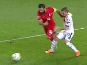 Arda'nın Pozisyonu Penaltının ağababası