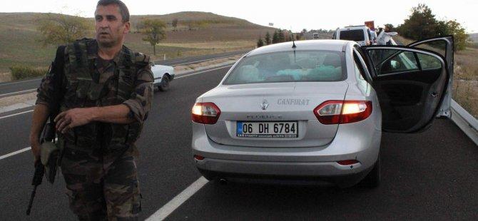 Kayseri'de Bingöl saldırısında 4 gözaltı