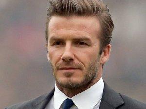 Beckham Türk tasarımcıyı tercih etti