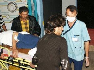 Düğün kana bulandı: 1 ölü, 1 yaralı