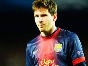 Messi servet ödeyecek
