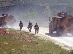Diyarbakır'da Uzman Çavuş Kaçırıldı