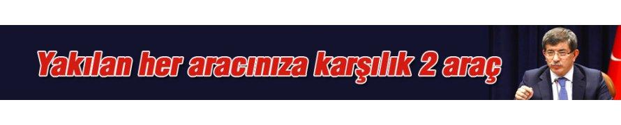 Başbakan Davutoğlu Belediye başkanlarına seslendi