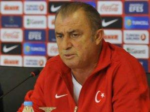 Futbol Federasyonu'ndan Fatih Terim'e destek açıklaması