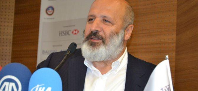 """Sancak: Kayseri'de TİM Toplantısına Katıldı """"Darbeciler sayesinde adam oldum"""""""