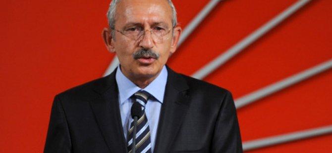Kılıçdaroğlu: Suriyelileri Türkiye'ye almak vatana ihanettir