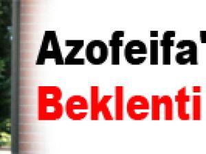Azofeifa'dan Beklenti Büyük