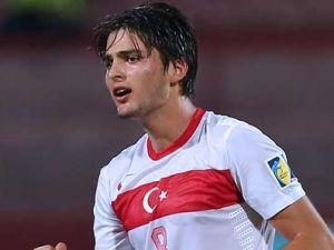 U20'nin yıldızı Galatasaray'a doğru!