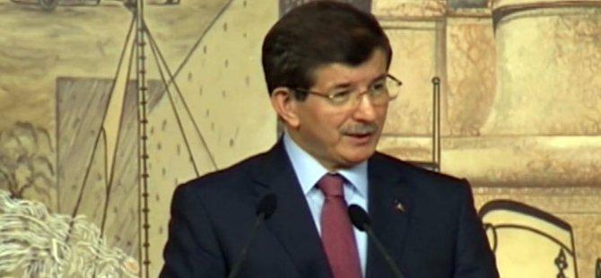 Başbakan Davutoğlu: Çözüm süreci Türkiye'nin en önemli projesi