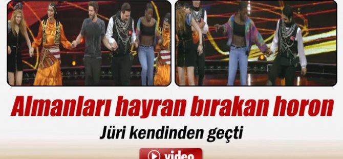 Almanları kendinden geçiren Türk horon'u-Video-izle