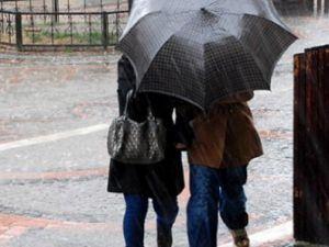 Hafta sonu yağmur geliyor