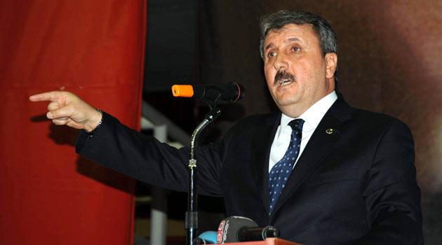 DESTİCİ'DEN GÜNDEMİ SARSACAK BOMBA AÇIKLAMALAR