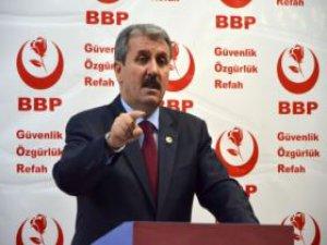 Destici, 2015 seçim bütçesini eleştirdi