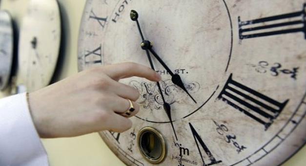 Saatler 1 saat geri alınıyor