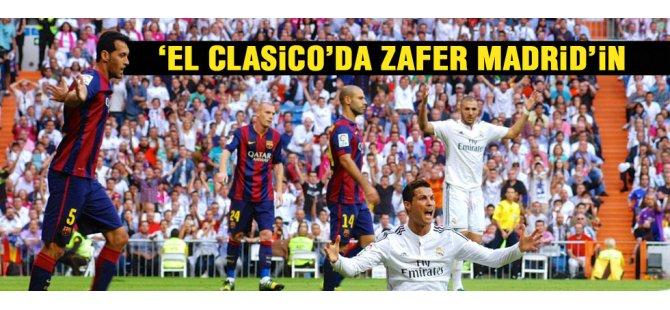Real Madrid Barcelona: 3-1 maç özeti ve golleri izle