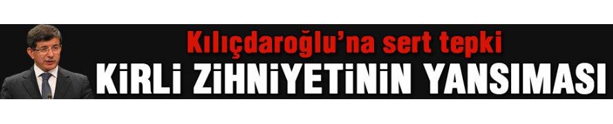 Başbakan'dan Kılıçdaroğlu'na tepki