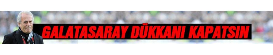 Mustafa Denizli: Galatasaray dükkanı kapatsın