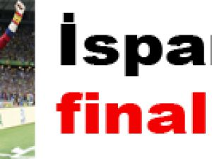 İspanya finalde! - VİDEO