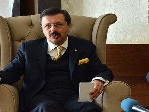 Hisarcıklıoğlu: Her ülkenin gümrük kapılarından mal soktuk...