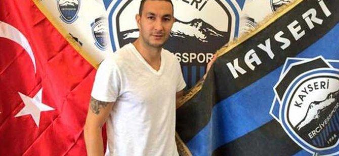 Erciyesspor'da Necati ve Edinho idmanda kavga etti