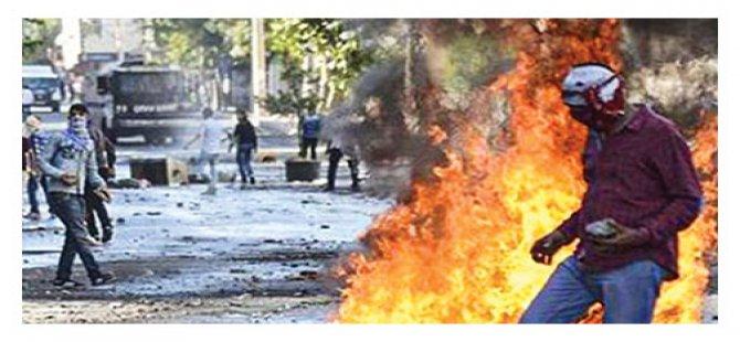 HDP ateşle oynuyor