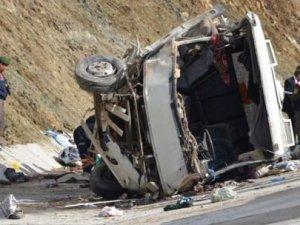 Isparta'da ölen 16 kişinin kimlikleri belli oldu