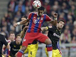 Bayern Münih sahasında Borussia Dortmund'u 2-1 yendi video
