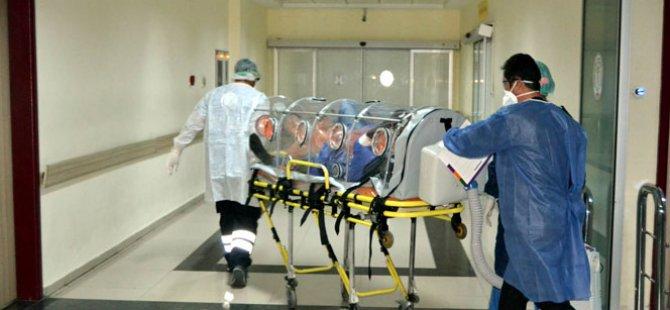 Dikkat Kayseri'de  Ebola alarmı