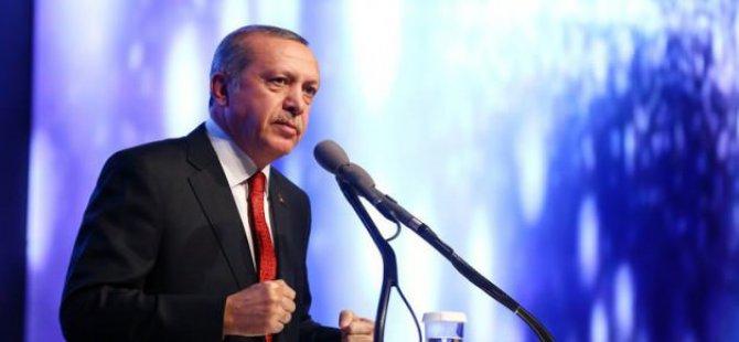 Erdoğan'ın Necip Fazıl Anısı