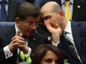 Soylu Davutoğlu'nu bilgilendirdi