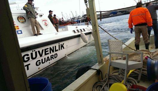 Boğaz'da tekne faciasının detayları - VİDEO