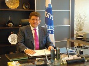 Boydak:KAYSO Üyeleri Eylül Ayında 168 Milyon Dolarlık İhracat Gerçekleştirdi