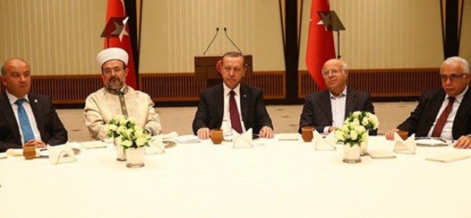 Erdoğan: Kur'an'a açık bir saygısızlıktır