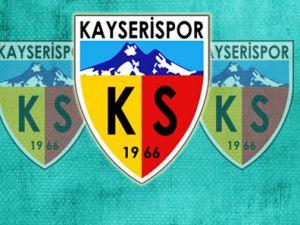 KAYSERİSPOR 5 FUTBOLCUYU KADROSUNA KATTI