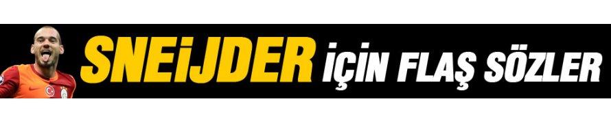 Albayrak'tan Sneijder için şok sözler!
