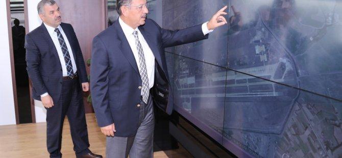 Özhaseki,Başkanımız Çelik'in önemli projeleri var