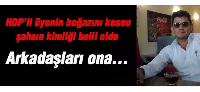 HDP'Lİ MECLİS ÜYESİNİ KESEN REİS YAKALANDI