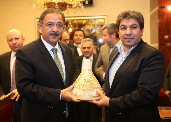 """""""KAYSERİ DÖNÜŞÜMÜ 20 YIL ÖNCE BAŞLATTI"""""""
