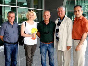 KAYSERİ'DE HENTBOL ADAY HAKEM KURSU DÜZENLENDİ
