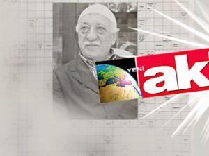 Fethullah Gülen'e 'esir' göndermesi!
