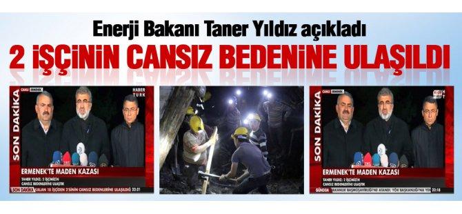 Ermenek'te 2 işçinin cesedine ulaşıldı!