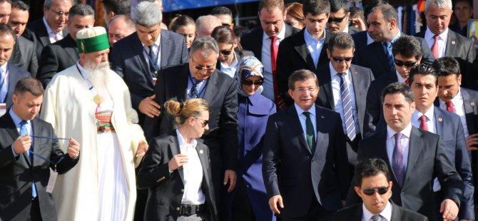 Başbakan Ahmet Davutoğlu Nevşehir'e Aşure Yemeye Geliyor