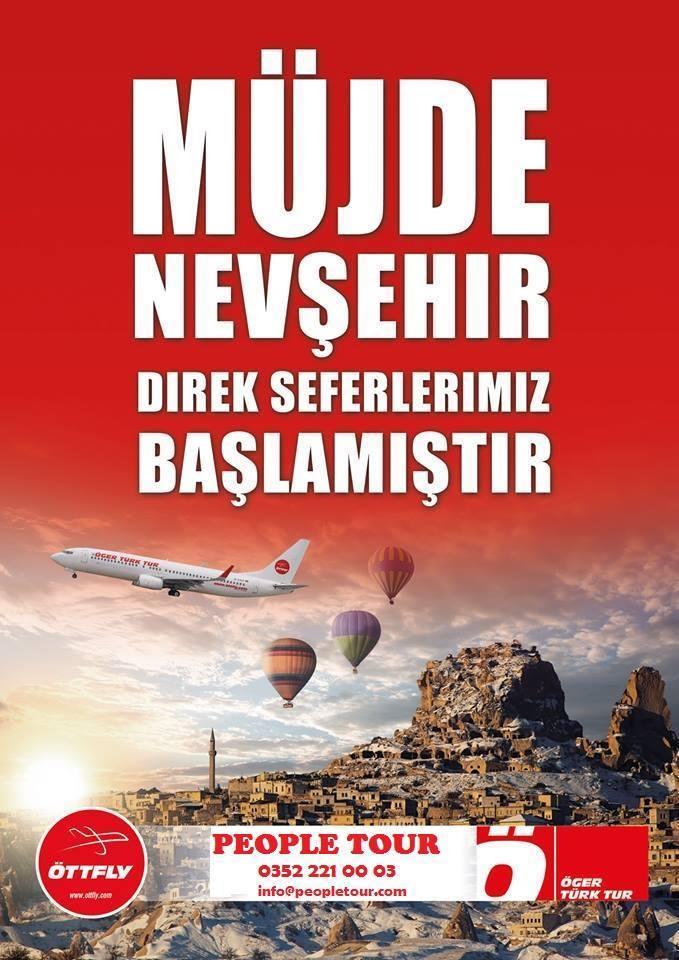 PEOPLE TOUR'DAN BÜYÜK HİZMET