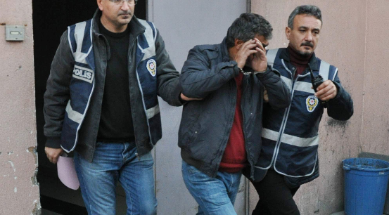 ANBAR NAKLİYECİLER'DE CİNAYET İŞLEYEN ZANLI YAKALANDI