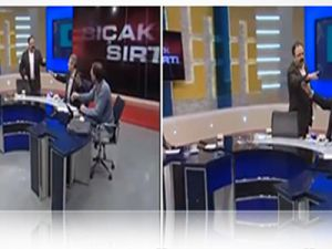 Canlı yayında Gülen-Erdoğan kavgası - VİDEO