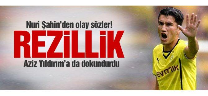 Milli futbolcu Nuri Şahin, çok çarpıcı açıklamalar yaptı