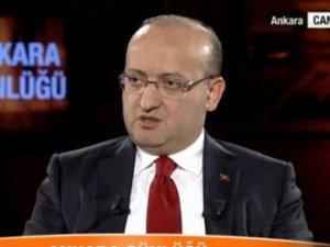 Yalçın Akdoğan: Örgüt su kaynattı