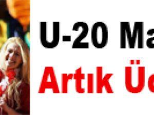 U20 Maçları Artık Ücretsiz