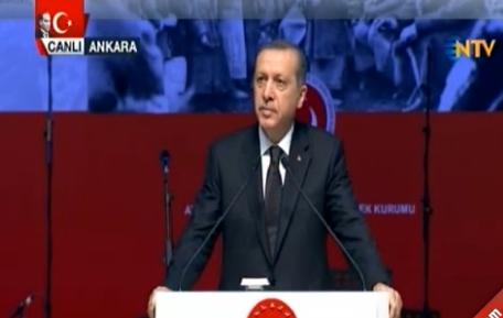 Erdoğan: İstismarlarla Atatürk yıpratılmak istendi - VİDEO