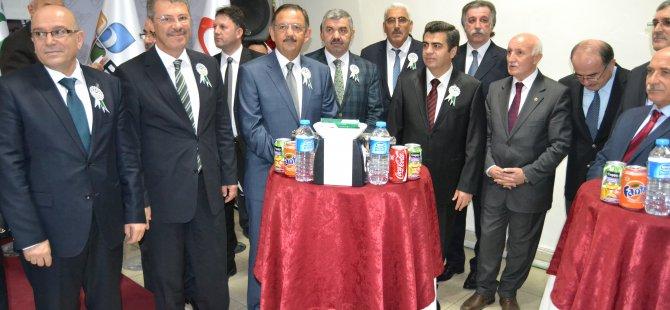 KAYSERİ ŞEKER AR-GE MERKEZİ HİZMETE AÇILDI